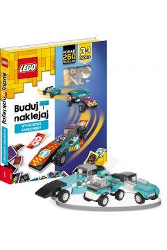 Lego iconic Buduj i naklejaj BSP-6601
