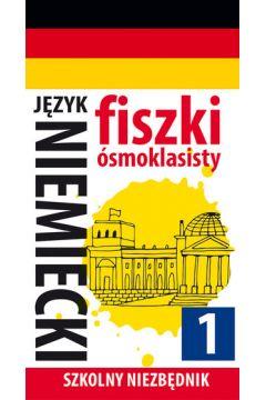 Fiszki ósmoklasisty. Język niemiecki 1