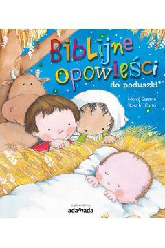 Biblijne opowieści do poduszki