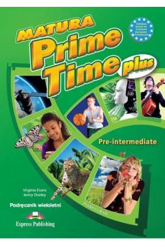 matura prime time plus pre intermediate student's book
