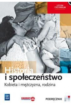 Historia i społeczeństwo LO podr. Kobieta...WSiP