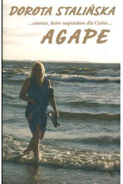 Agape. wiersze, które napisałam dla ciebie