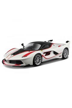 Ferrari FXX K White 1:24 BBURAGO