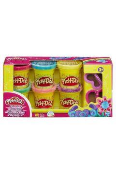 Play-Doh. Błyszcząca ciastolina