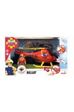 Strażak Sam Helikopter ratowniczy + figurka