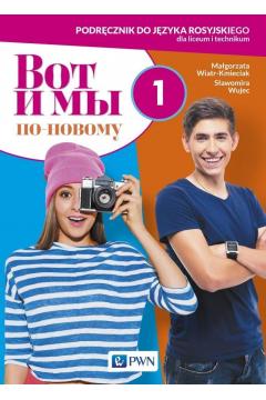 podręcznik do języka rosyjskiego stupieni