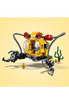 Lego Creator. Podwodny robot 3w1