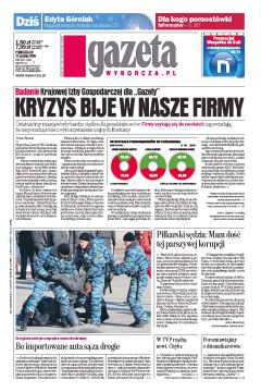 Gazeta Wyborcza - Opole 298/2008