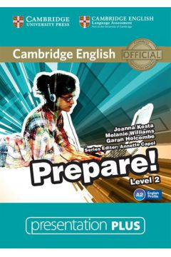 Cambridge English Prepare! 2 Presentation Plus