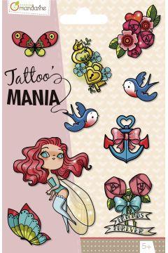Tatuaże Tattoo Mania Wróżki