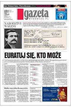 Gazeta Wyborcza - Płock 284/2008