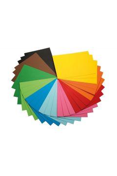 Karton kolorowy A4 170g mix kolorów HAPPY COLOR