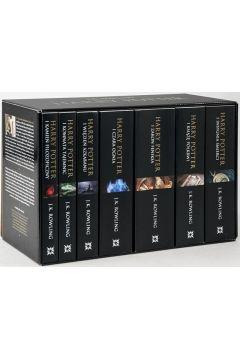 Harry Potter - siedmiopak. Czarna edycja