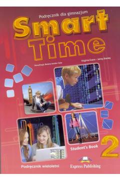 Smart Time 2 SB Gimn. (Podręcznik wieloletni)