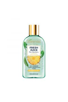 Fresh Juice płyn micelarny rozświetlający z wodą cytrusową Ananas