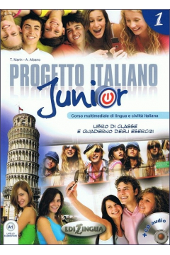 Progetto Italiano junior 1 podręcznik