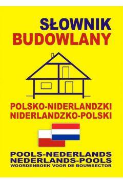 Słownik budowlany polsko-niderl. niderl- polski
