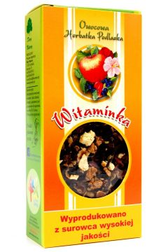 Herbatka witaminka