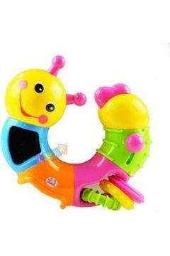 Zabawka wielofunkcyjna grzechotka gąsienica