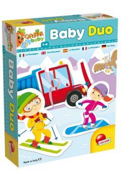 Puzzle Baby Duo Góry 65431 LISCIANI