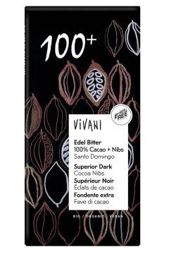 Tabliczka gorzka 100% kakao