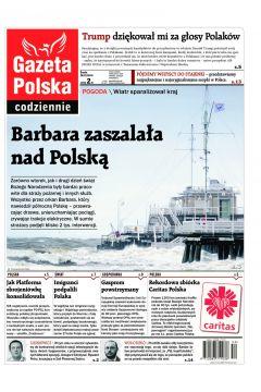 Gazeta Polska Codziennie 302/2016