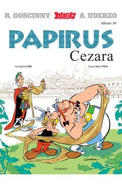 Asteriks. Album 36. Papirus Cezara