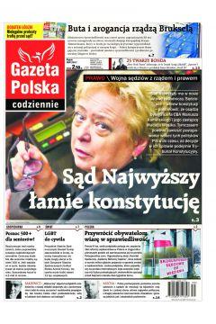 Gazeta Polska Codziennie 174/2017