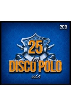 25 lat Disco Polo vol.4 CD