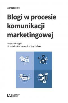 Blogi w procesie komunikacji marketingowej