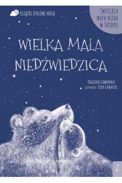 Otulone nocą. Wielka Mała Niedźwiedzica
