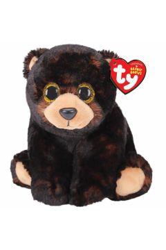 Beanie Babies brązowo czarny niedźwiedź Kodi 15cm