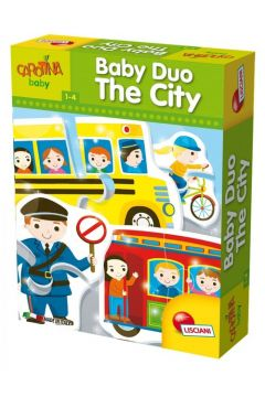Carotina Baby Duo the city