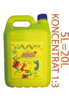Płyn do baniek mydlanych 5L - koncentrat TUBAN