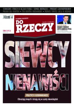 Tygodnik Do Rzeczy 16/2013