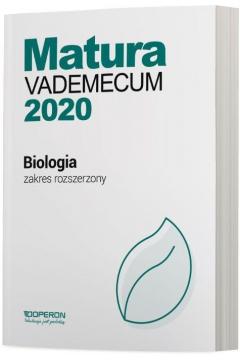 Matura 2020 Biologia. Vademecum. Zakres rozszerzony
