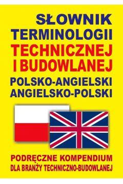 Słownik terminologii tech. i budowlanej pol-ang