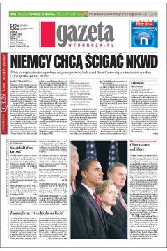 Gazeta Wyborcza - Toruń 281/2008