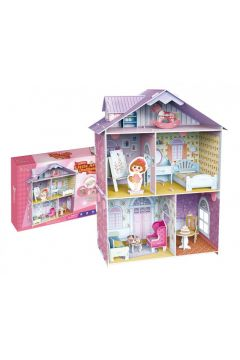 Puzzle 3D Little Artist's Dollhouse