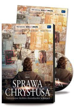 Sprawa Chrystusa DVD Booklet