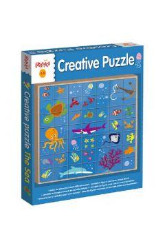 Ludattica Legno Creative Puzzle The Sea