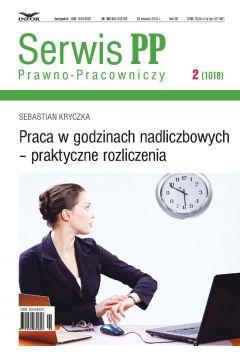 Serwis Prawno-Pracowniczy 2/2016