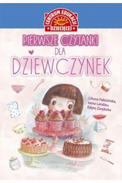 Pierwsze Czytanki dla dziewczynek