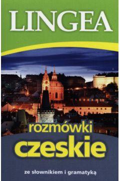 Rozmówki czeskie ze słownikiem i gramatyką
