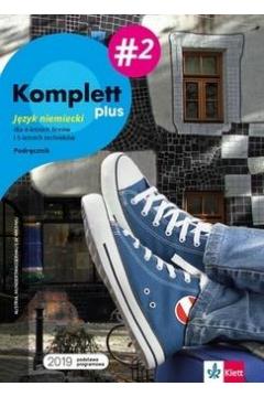 komplett plus 1 podręcznik język niemiecki dla liceów i techników