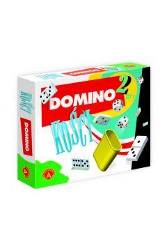 2w1 Domino + Kości ALEX
