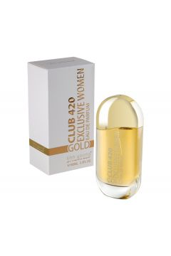 Woda perfumowana Club 420 Gold Exclusive Women