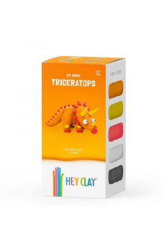 Hey Clay - Triceratops