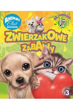 Animal Club 3 Zwierzakowe zabawy