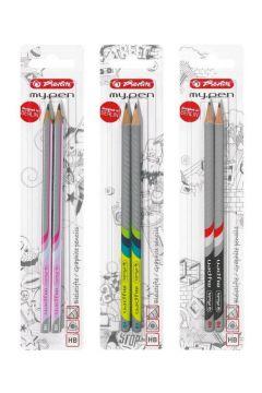 Ołówek My.Pen 2szt mix